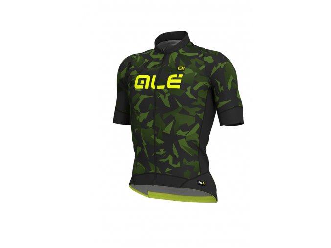 Letní cyklistický dres ALÉ GRAPHICS PRR  GLASS