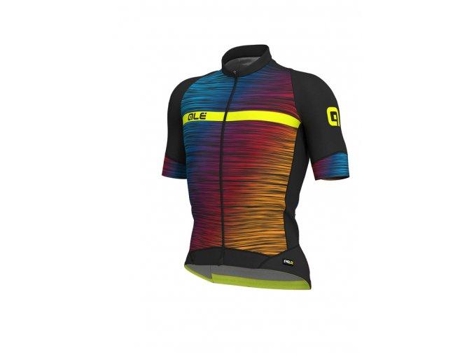 Letní cyklistický dres ALÉ GRAPHICS PRR  THE END