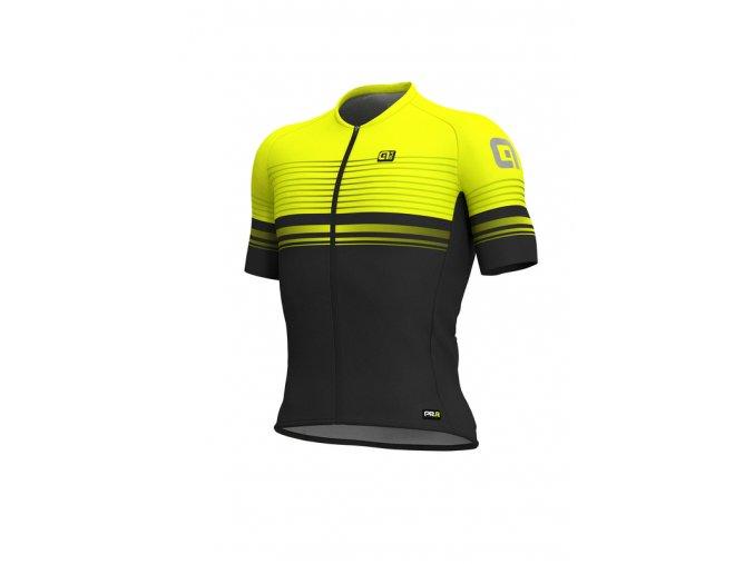 Letní cyklistický dres ALÉ GRAPHICS PRR  SLIDE