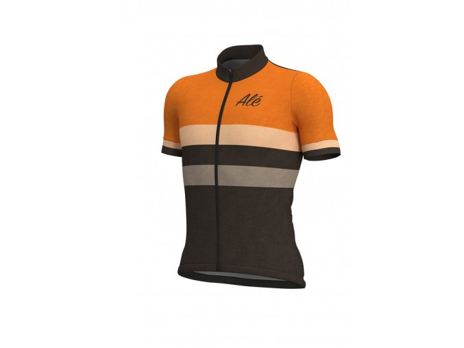 Letní cyklistický dres ALÉ CLASSIC  VINTAGE