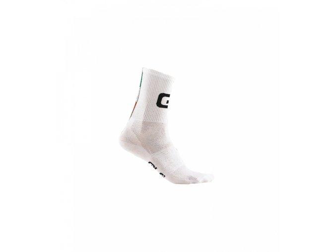 Cyklistické ponožky ALÉ Qskin 12