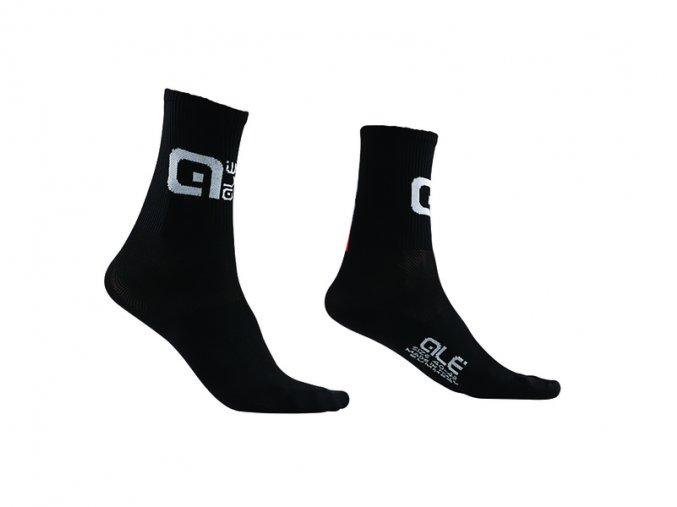 Cyklistické ponožky ALÉ QSkin 8