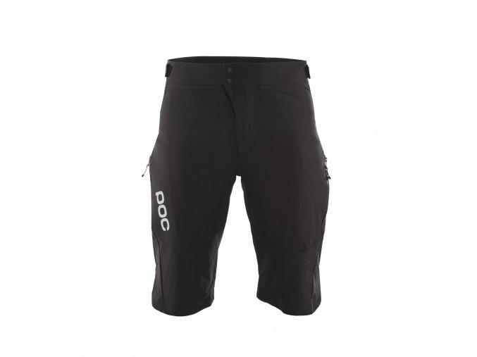 Cyklokalhoty POC Essential XC Shorts Uranium Black