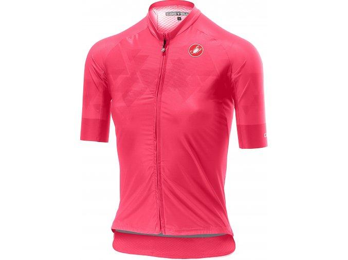 Castelli - dámský dres Aero Pro, pink