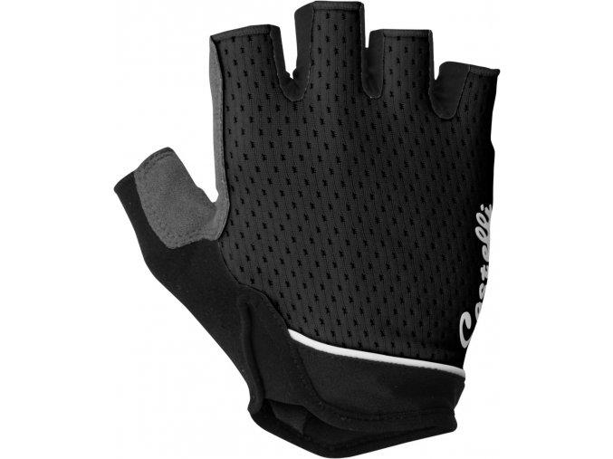 Castelli - dámské rukavice Roubaix W Gel, black