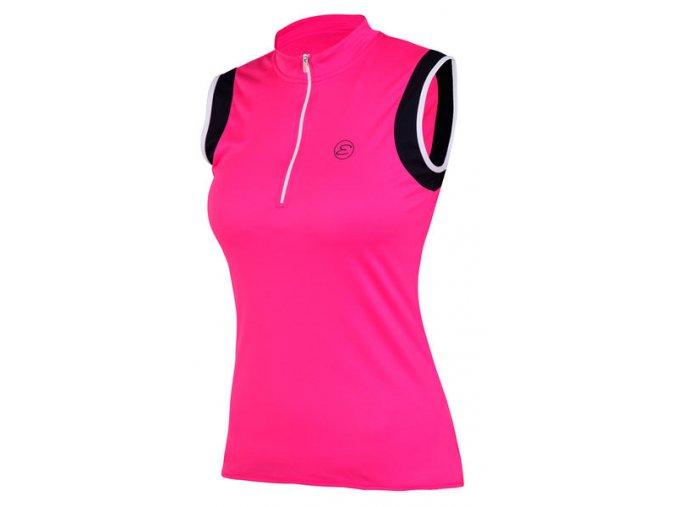 Etape - dámský dres PRETTY, růžová