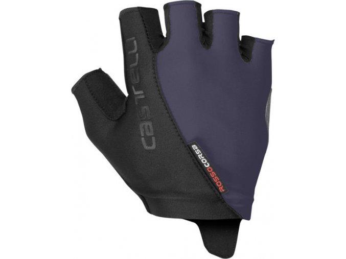 Castelli – dámské rukavice Rosso Corsa W, dark steel blue