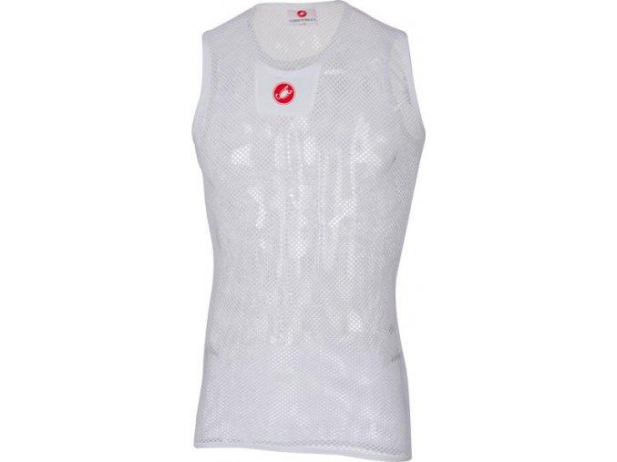 Castelli - pánské funkční prádlo Core Mesh 3, white