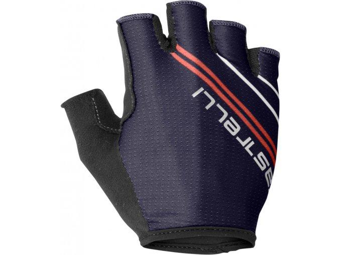 Castelli - dámské rukavice Dolcissima 2, dark steel blue