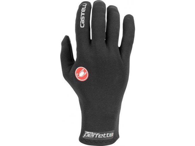 Castelli – pánské rukavice Perfetto RoS, black