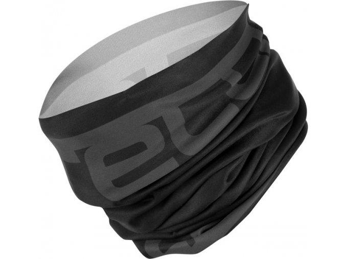 Castelli – multifunkční šátek Viva 2 Thermo, light black