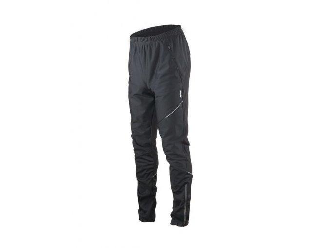 Etape - pánské volné kalhoty EASY WS, černá