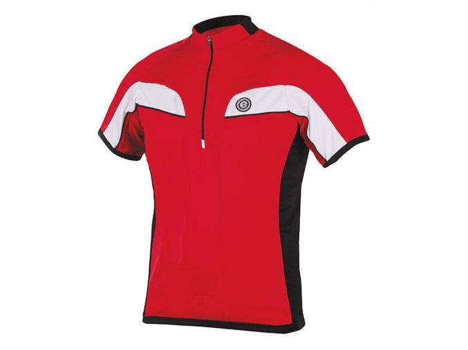 Etape - pánský dres FACE, červená