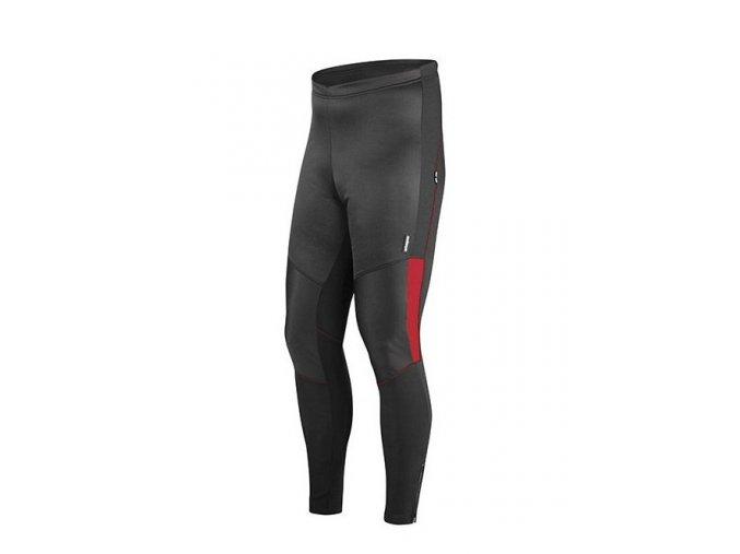 Etape - pánské kalhoty SPRINTER WS PAS bez vložky, černá/červená