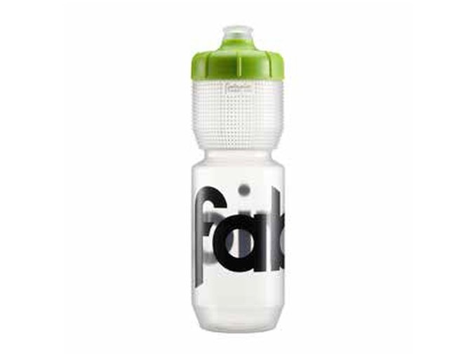 2020 FABRIC LÁHEV 750ml GRIPPER BOTTLE CLEAR/GREEN (FP5108U0375) Množ. Uni