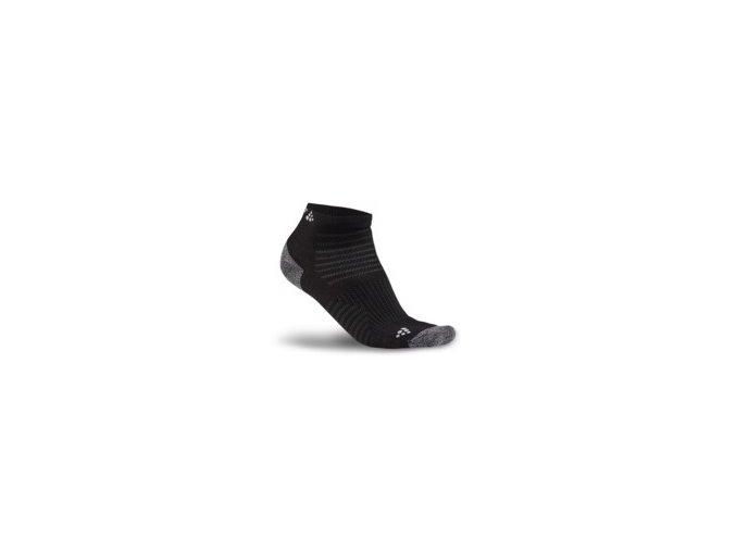 Ponožky CRAFT Run Training černá 34-36
