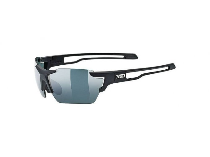 20 UVEX BRÝLE SPORTSTYLE 803 SMALL CV (ColorVision), BLACK MAT (2290)