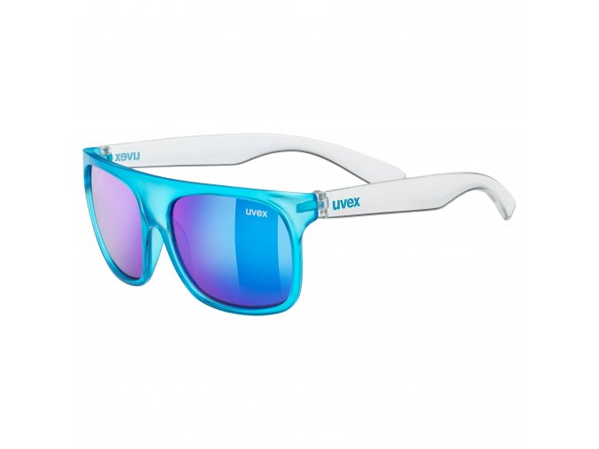20 UVEX BRÝLE SPORTSTYLE 511, BLUE CLEAR (4916)