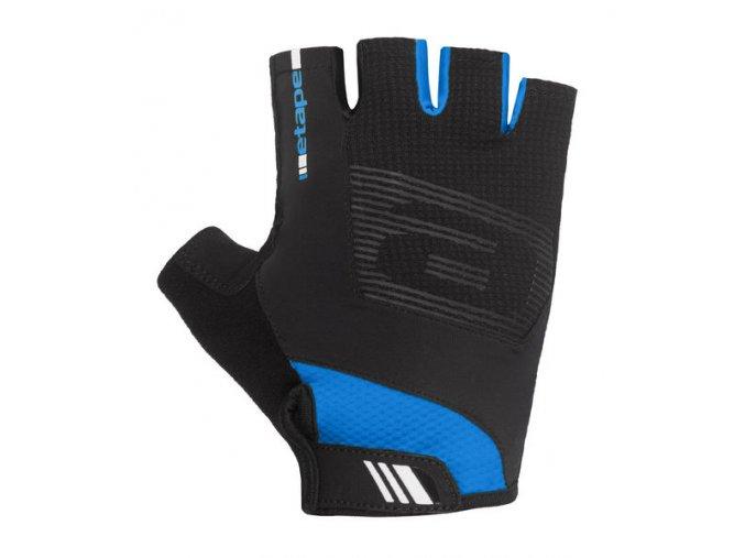 Etape – rukavice GARDA, černá|modrá