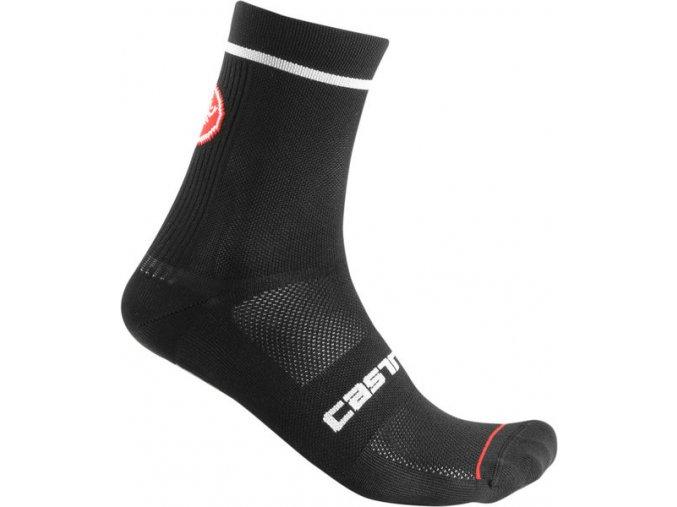 Castelli – pánské ponožky Entrata 9, black