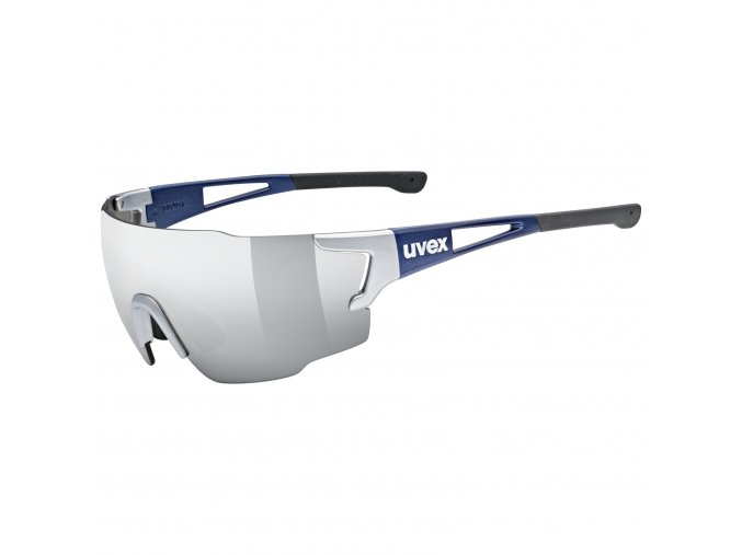 20 UVEX BRÝLE SPORTSTYLE 804, SILVER BLUE/MIRROR SILVER (5416)