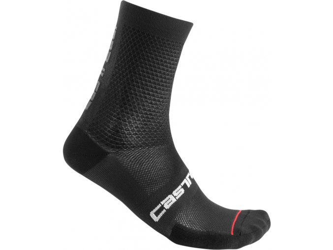 Castelli - pánské ponožky Superleggera 12, black