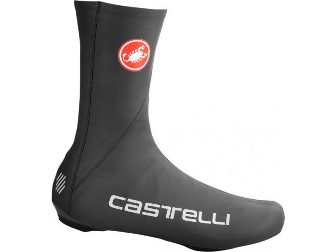 Castelli - návleky na tretry Slicker pull-on, black