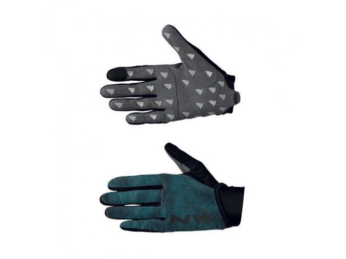 CYklorukavice NORTHWAVE MTB AIR 3 Wmn, Ceramic/Black