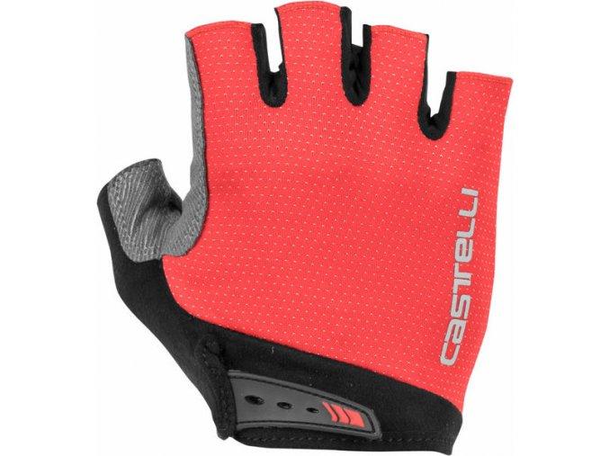 Castelli – rukavice Entrata, red