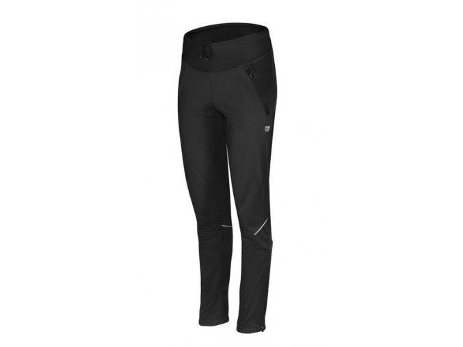 Etape – dámské volné kalhoty VERENA WS, černá