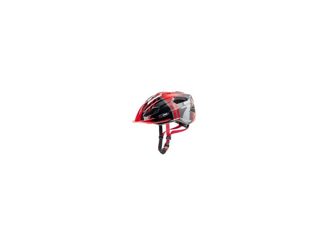 Helma UVEX Quatro Junior, red/anthracite