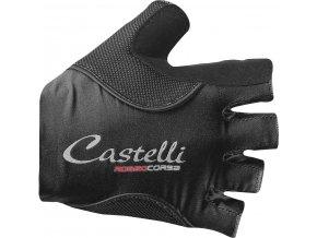 Castelli - dámské rukavice Rosso Corsa Pave, black