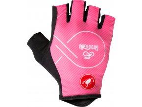 Castelli - pánské rukavice GIRO D´Italia