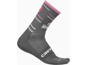 Castelli - pánské ponožky GIRO 12 Sock