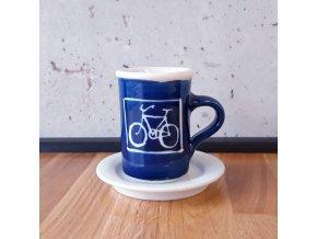 Cyklistický šálek na espresso doppio 150 ml