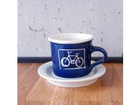 Cyklistický hrnek na kávu / čaj 250 ml