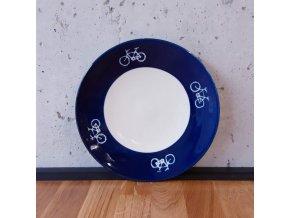 Cyklistický dezertní talířek
