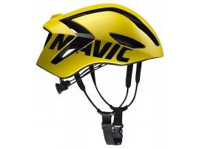 19 MAVIC HELMA COMETE ULTIMATE YELLOW MAVIC/BLACK 406931 L