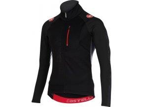 Castelli - pánský dres Transparente 3 Wind, black/anthracite