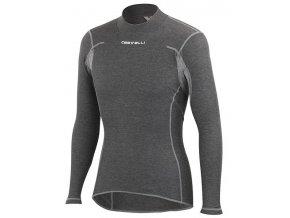 Castelli – pánské funkční prádlo Flanders Warm LS, grey