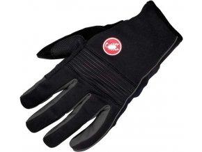 Castelli - pánské rukavice Chiro 3, black/anthracite