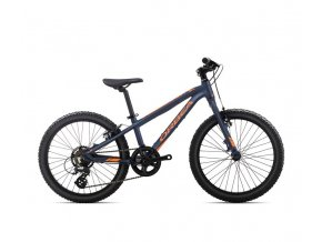 MX 20 DIRT blue-ora UNI