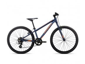 MX 24 DIRT blue-ora UNI