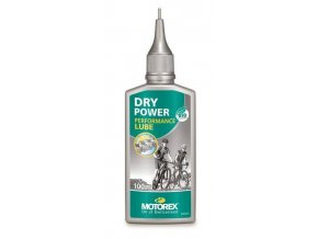 2019 MOTOREX DRY POWER 100ml OLEJ Množ. Uni