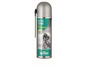 2019 MOTOREX CITY LUBE 300ml SPREJ Množ. Uni