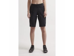 w cyklosortky craft hale xt shorts cerna
