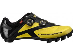 19 MAVIC CROSSMAX SL ULTIMATE TRETRY YELLOW MAVIC/BLACK/BLACK 377990 6