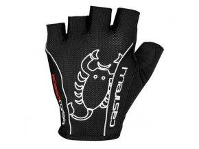Castelli - pánské rukavice Rosso Corsa Classic, black
