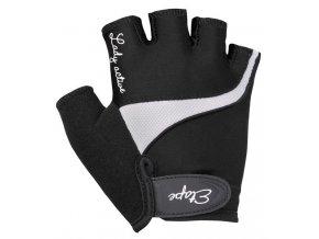 Etape - dámské rukavice WENDY, černá