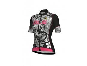 Letní cyklistický dres ALÉ dámský FORMULA 1.0 SARTANA